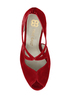 Beth anne 4s dark red suede image 7 high res