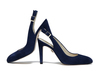 Ruth 4 navy blue suede 1