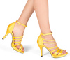 Leena 4 yellow satin 1 web