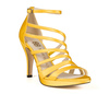 Leena 4 yellow satin 4 web