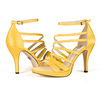 Leena 4 yellow satin 8 web