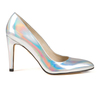 Sandy 4 holographic silver metallic 2 web