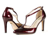 Christian 4 wine metallic patent 7 web