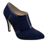 Cynthia 4 navy blue suede navy blue patent 2