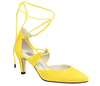 Devin 2 sulphur yellow suede 4 web