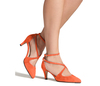 Maria 2 flame orange suede 7 web