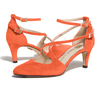 Maria 2 flame orange suede 5 web