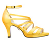 Leena 2 yellow satin 2 web
