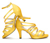 Leena 2 yellow satin 9 web