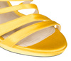 Leena 2 yellow satin 5 web