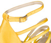 Leena 2 yellow satin 6 web