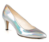 Sandy 2 holographic silver metallic 4 web