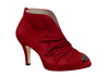 Nasrin 2 red suede image 3 low res