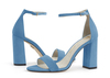 Caitlin 4 rose blue suede image 6 low res