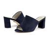 Rachel 2b navy suede image 6 low res