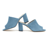 Rachel 2b ross blue suede image 1 low res
