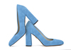 Zoe 4 ross blue suede image 1 low res