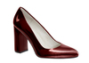 Zoe 4 dark wine metallic patent image 3 low res