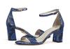 Caitlin 2 black   blue snake image 6
