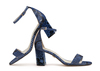 Caitlin 2 black   blue snake image 1