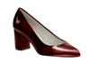 Zoe 2 dark wine metallic patent image 3 %281%29
