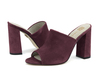 Rachel 4b wine suede image 6 low res