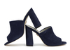 Rachel 4b navy suede image 1 low res