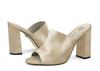 Rachel 4b metal suede champagne image 6 low res