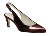 Ruth 2 wine metallic patent 03
