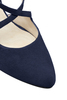 Maria 4 navy suede image 5 low res