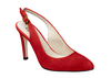 Ruth 4 dark red suede 3