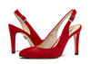 Ruth 4 dark red suede 6
