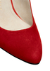 Ruth 4 dark red suede 5