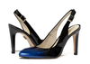 Ruth 4 blue black patent 6